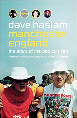 Image of Manchester England : The Story Of The Pop Cult City