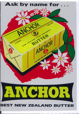 Image of Anchor Butter : Greeting Card