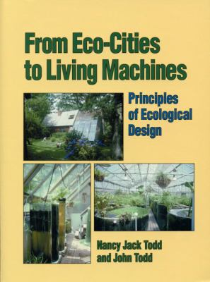 Image of From Eco-cities To Living Machines Principles Of Ecological