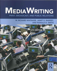Image of Media Writing : Print Broadcast And Public Relations