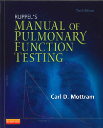 Image of Ruppel's Manual Of Pulmonary Function Testing