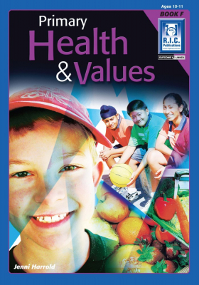 Image of Primary Health And Values : Book F