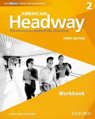 Image of American Headway 2 : Workbook With Ichecker