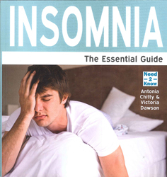 Image of Insomnia The Essential Guide