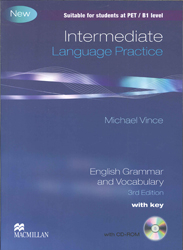 Image of Intermediate Language Practice : With Key & Cd-rom