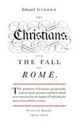 Image of Christians & The Fall Of Rome