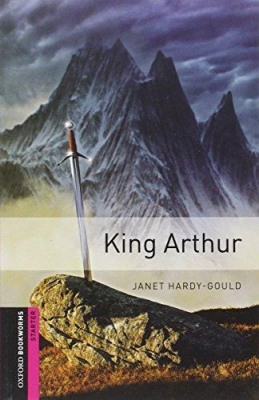 Image of King Arthur : Oxford Bookworms Starter Graphic Novel Format