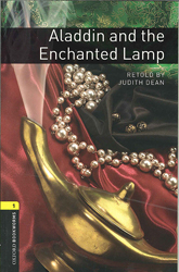Image of Aladdin And The Enchanted Lamp : Oxford Bookworms : Stage 1
