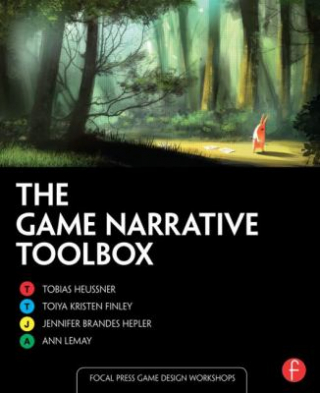 Image of The Game Narrative Toolbox
