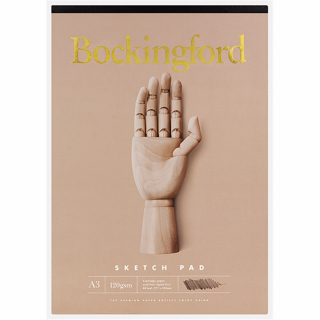 Image of Pad Bockingford B21 A3 120gsm