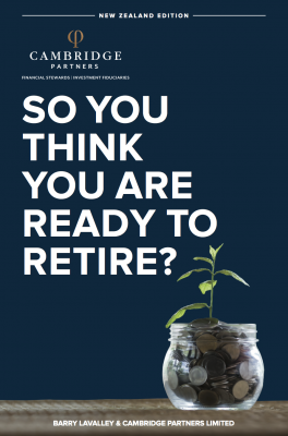 Image of So You Think You Are Ready To Retire