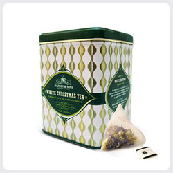 Harney Tea : White Christmas Tea