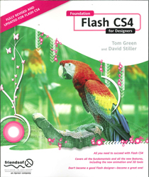 Image of Foundation Flash Cs4 For Designers