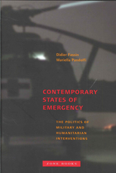 Image of Contemporary States Of Emergency The Politics Of Military & Humanitarian Interventions
