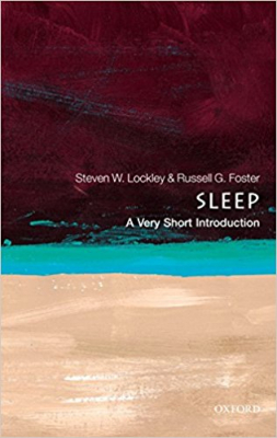 Image of Sleep A Very Short Introduction