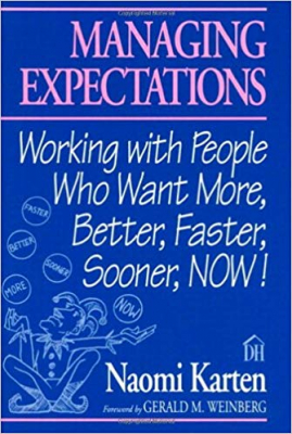 Image of Managing Expectations Working With People Who Want More
