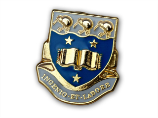 Image of Auckland University Lapel Pin