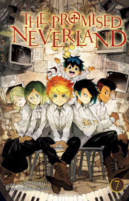Image of The Promised Neverland : Vol 7