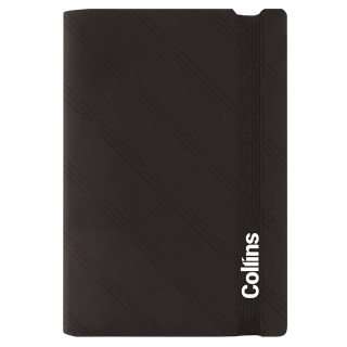 Image of Diary 2021 Collins Parnell Pocket Wtv Black
