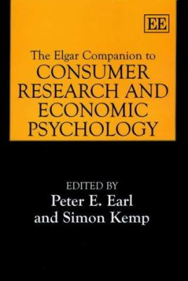 Image of The Elgar Companion To Consumer Reseach And Economic Psychology