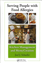 Image of Serving People With Food Allergies : Kitchen Management And Menu Creation