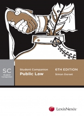 Image of Public Law : Butterworths Student Companion