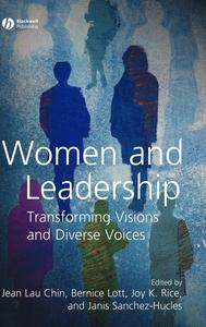 Image of Women And Leadership : Transforming Visions And Diverse Voices