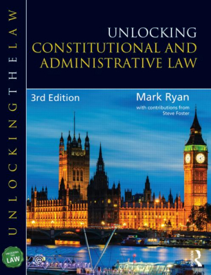 Image of Unlocking Constitutional And Administrative Law