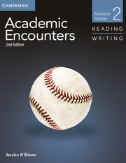 Academic Encounters Level 2 : American Studies Reading And Writing Student's Book Interactive Pack