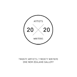 Image of 20 / 20 Twenty Artists / Twenty Writers One New Zealand Gallery