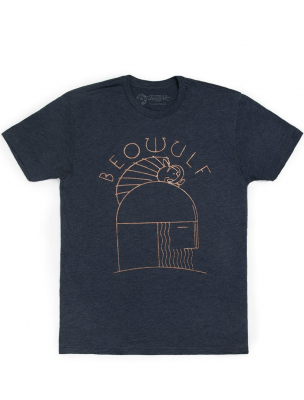 Image of Beowulf : Unisex Small T-shirt