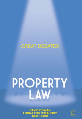 Great Debates Property Law