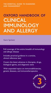 Image of Oxford Handbook Of Clinical Immunology And Allergy