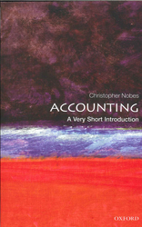 Accounting : A Very Short Introduction