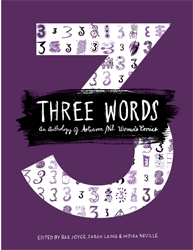 Image of Three Words : An Anthology Of Aotearoa / Nz Women's Comics