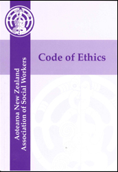 Image of Code Of Ethics : Nz Association Of Social Workers : Bilingual Edition