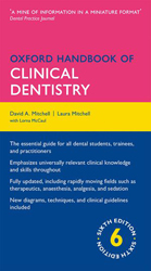 Image of Oxford Handbook Of Clinical Dentistry