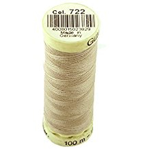 Image of Gutermann Thread Beige 100m