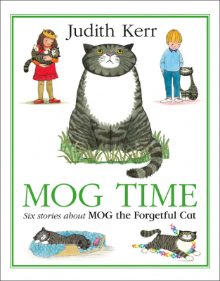 Image of Mog Time Treasury : Six Stories About Mog The Forgetful Cat