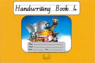 Image of Handwriting Book 4