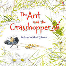 Image of Ant And The Grasshopper