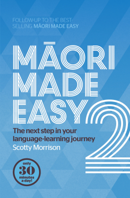 Image of Maori Made Easy 2 : The Next Step In Your Language-learning Journey