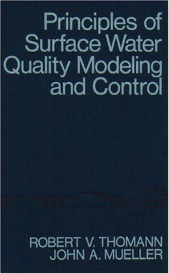 Image of Principles Of Surface Water Quality Modeling & Control
