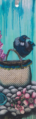 Image of Tui And Kete Bookmark