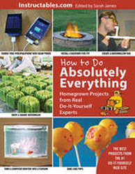 Image of How To Do Absolutely Everything : Homegrown Projects From Real Do-it-yourself Experts
