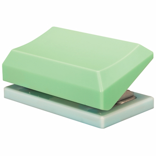 Image of Hole Punch Dixon Pastel Mint Green Baby Blue
