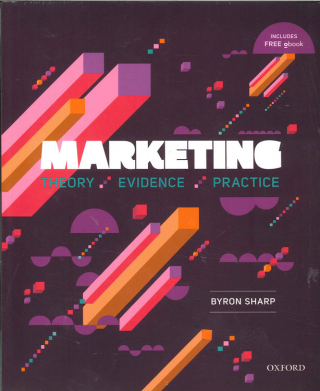 Image of Marketing : Theory Evidence Practice