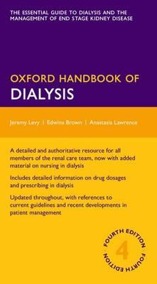 Image of Oxford Handbook Of Dialysis