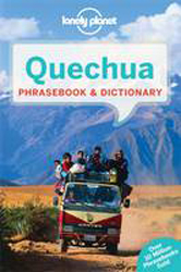 Image of Lonely Planet : Quechua Phrasebook & Dictionary