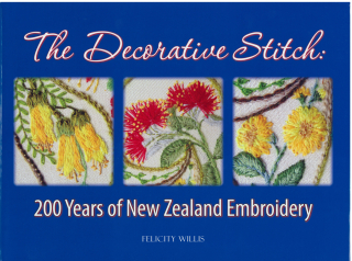 Image of Decorative Stitch : 200 Years Of New Zealand Embroidery